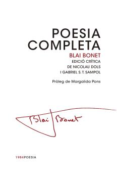 Poesia Completa de Blai Bonet