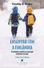 Ensenyar com a Finlàndia
