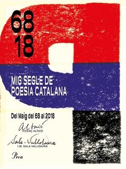 Mig segle de poesia catalana. Del maig del 68 al 2018