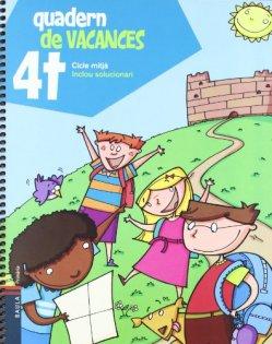Quadern de vacances 4t
