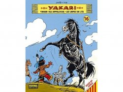 Yakari 16: YAKARI I ELS APPALOOSA - LES URPES DE L'ÓS