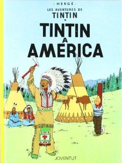 Les aventures de Tintín a Amèrica