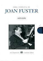 Obra completa de Joan Fuster. ASSAIG 2 volums